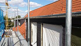 Dachgeschossausbau in 10318 Berlin Motiv 2 von ABD Bedachungen Ihr Ansprechpartner in Berlin und Brandenburg