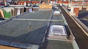 Dachgeschossausbau in 10439 Berlin von ABD Bedachungen Ihr Ansprechpartner in Berlin und Brandenburg