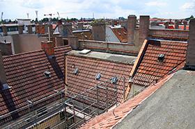 Dachgeschossausbauten ABD Bedachungen untersützt in Berlin und Brandenburg