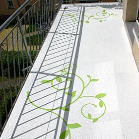 Flüssigkunststoffabdichtungen von Balkonen und Terrassen ABD Spezialist in Berlin