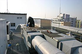 Flüssigkunststoffabdichtungen ABD Bedachungen Ihr Spezialist fürs Dach Dachabdichtungen in Berlin und Brandenburg